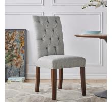 Gwendoline Fabric Tufted Side Chair/3900074-410