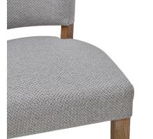 Austin Fabric Dining Chair, Cardiff Gray/3900073-410