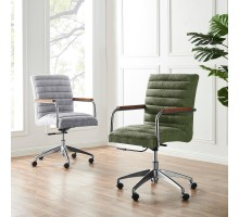 Tobin KD Fabric Office Chair, Smash Green*NEW*/1250020-562